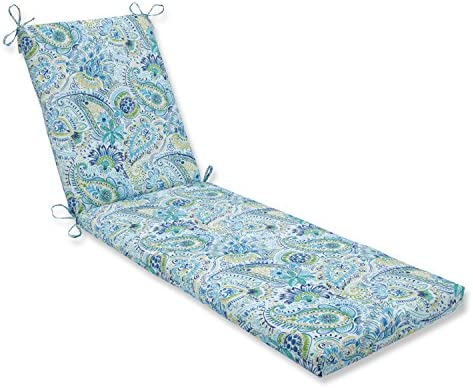 Deal of the week: Pillow Perfect Outdoor/Indoor Gilford Baltic Chaise Lounge Cushion