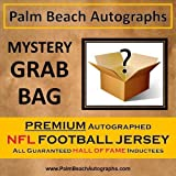 MYSTERY GRAB BOX - Premium NFL Autographed Jersey - All Hall of Famers