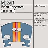 Mozart: Violin Concertos (Complete)