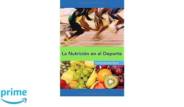 La Nutrición en el Deporte (Spanish Edition): Vicente ...