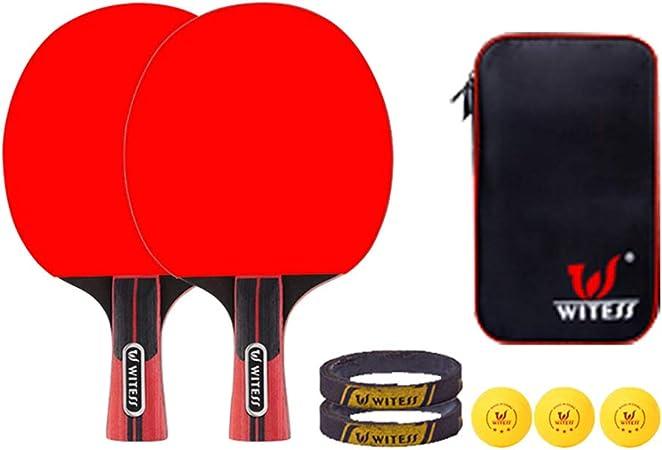 El Juego De Tenis De Mesa para 2 Jugadores De Performance Incluye ...