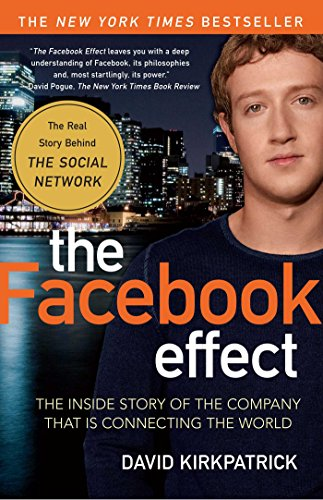 Price comparison product image The Facebook Effect: The Inside Story of the Company That Is Connecting the World