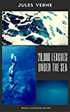 Image of 20000 Leagues Under The Sea: Illustrated Kindle Edition