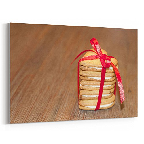 Westlake Art - Food Baking - 12x18 Canvas Print Wall Art - Canvas Stretched Gallery Wrap Modern Picture Photography Artwork - Ready to Hang 12x18 Inch (16FE-7DE1E) ()