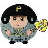 Ty Beanie Ballz MLB Pittsburgh Pirates Plush