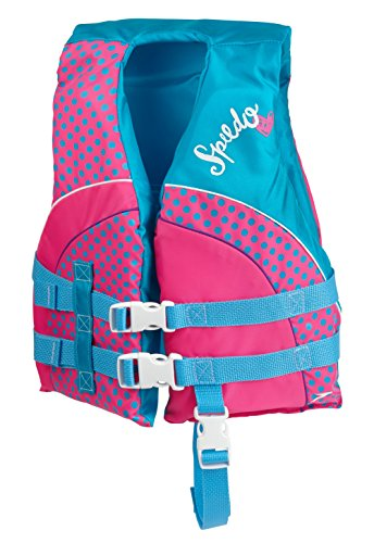 Speedo Child Personal Life Jacket, Berry, One Size