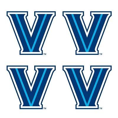 NCAA Villanova Wildcats 4-Pack Waterless Temporary Tattoos: Beauty