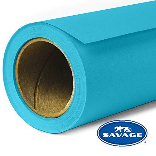 Savage Seamless Background Paper - #75 True Blue (107'' x 36') by Savage (Image #5)