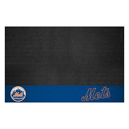 Fanmats MLB New York Mets Vinyl Grill Mat by Fanmats
