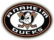 """Anaheim Mighty Ducks NHL Hockey Car Bumper Sticker Decal 5"""""""
