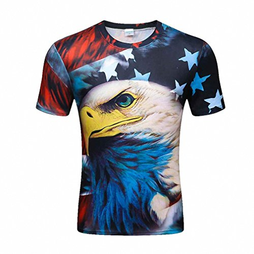 Fashion Frog Printed 3D T-shirts, Punk 3D Short Sleeve Tee Shirt jersey Quick dry Men 's T Shirts drop ship (Miss Argentina Costumes)