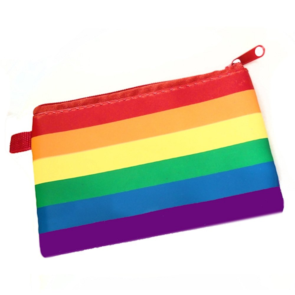 Amazon.com: Gay Rainbow Hermanas cartera Rainbow: Shoes