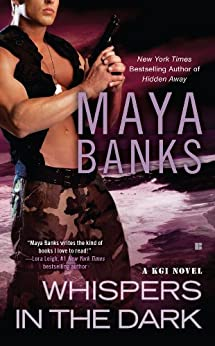 Whispers in the Dark (KGI series Book 4) by [Banks, Maya]