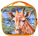 8'' 3D FOAM GIRAFFE LUNCH PACK, Case of 12