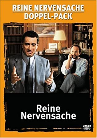 Reine Nervensache Box Set [Alemania] [DVD]: Amazon.es: Robert De Niro, Billy Crystal, Robert De Niro, Billy Crystal, Harold Ramis: Cine y Series TV