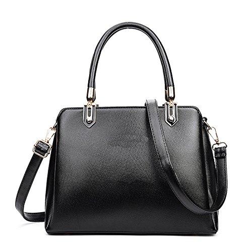 KYOKIM Black Bandoulière Bag Sac Sac Sac Main à Nouveau Coréenne Dames Messenger Mode à 4q4Owr