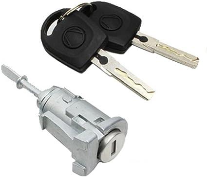 carshin Cerradura para puerta de partes para VW Polo 9 N frontal ...
