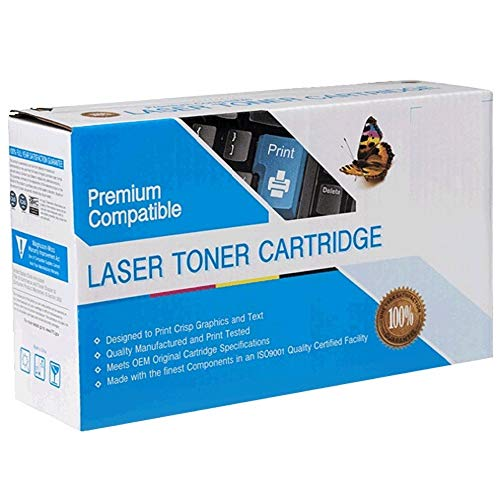 WORLDS OF CARTRIDGES Remanufactured Toner Cartridge Replacement for HP Q6462A (644A) (Yellow) for Use in Color Laserjet 4730 / CM4730 -