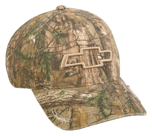 Best Price! Chevy Realtree Xtra 4MM Logo Cap