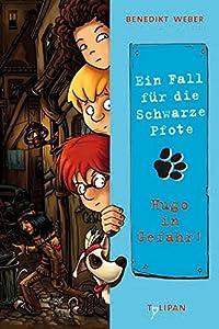 Ein Fall für die Schwarze Pfote: Klassenfahrt ins Gruselschloss (German Edition)