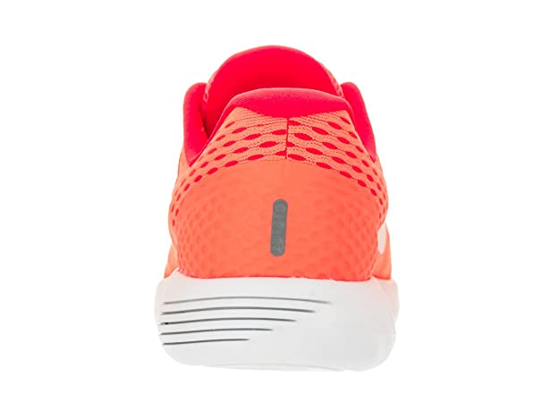Amazon.com | NIKE Womens Lunarglide 8 Runing Trainers 843726 Sneakers Shoes (US 6.5, Bright Mango White 800) | Road Running