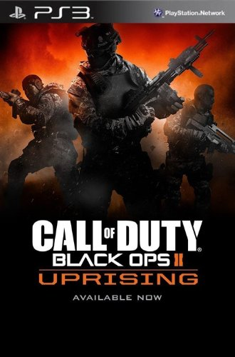 Call of Duty Black Ops II: Uprising DLC - PS3 [Digital Code] (Of Duty Call Ops 2 Black Download)