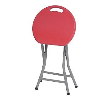 Taburete de Baño sillas Plegables Taburete para el hogar ...