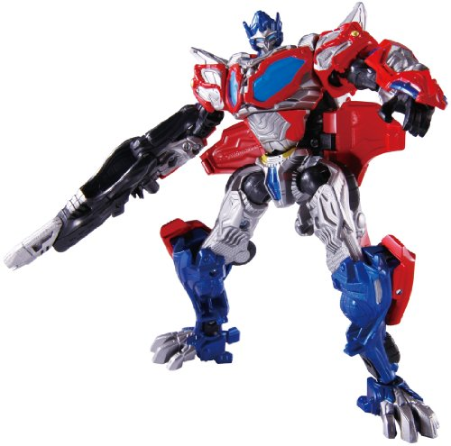 TAKARA TOMY Transformers Movie Ad09 Protoform Optimus Prime