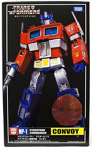 01 Optimus Prime - Transformers Masterpiece Mp-01 Optimus Prime Convoy