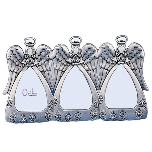 3 Angels, 3 Holes Picture Frame