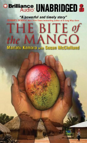 The Bite of the Mango by Brand: Brilliance Audio on CD Unabridged