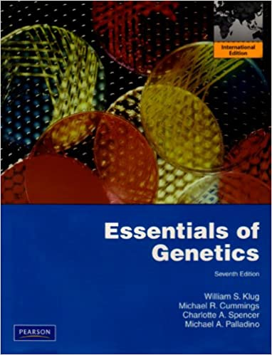 Essentials Of Genetics Klug 7th Edition Pdf Download 103 Xogorxyca Ga