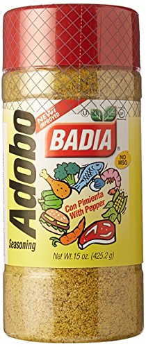 (Badia Adobo With Pepper, 7 Ounce (Pack of 6))