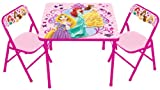 Disney True Princess with Activity Table Set
