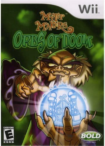 Myth Makers Orbs Of Doom - Nintendo Wii by Bold Games: Amazon.es ...