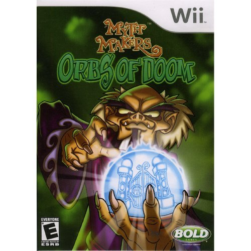 (Myth Makers Orbs Of Doom - Nintendo Wii by Bold Games)