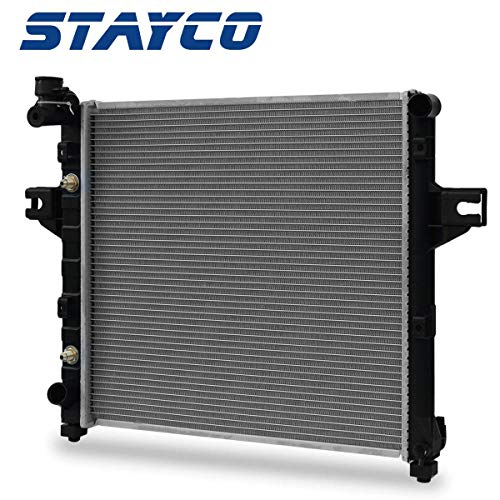 CU2262 Radiator Replacement for Jeep Grand Cherokee 1999 2000 2001 2002 20003 2004 L6 4.0L