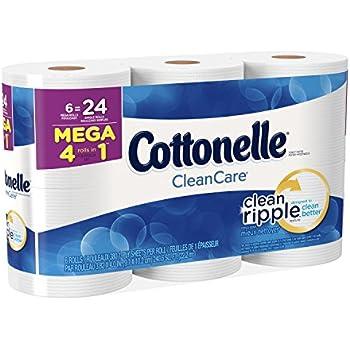 Amazon Com Cottonelle Clean Care Toilet Paper Bath