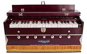 Maharaja Harmonium Armonios 3 1/4 Octave, Double Reed