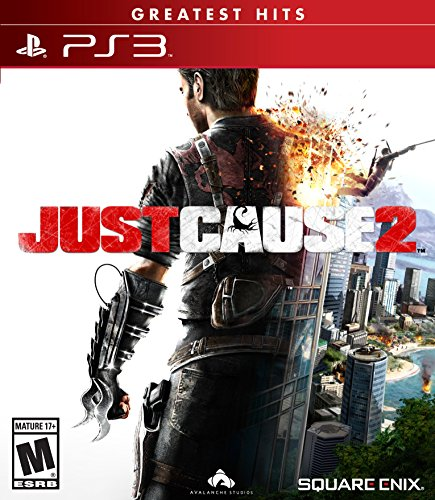 Just Cause 2 - Playstation 3 (Game Video Cause Just)