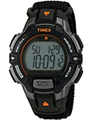 Timex Mens T5K8349J Ironman Rugged 30 Digital Display Quartz Black Watch