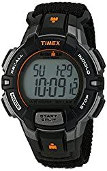 Timex Men's T5K8349J Ironman Rugged 30 Digital Display Quartz Black Watch