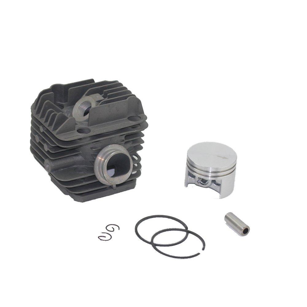 SeekPro 40 mm cilindro pistone kit per Stihl 020T MS200 MS200T motore ricostruire parti di ricambio # 11290201202 Partscloud