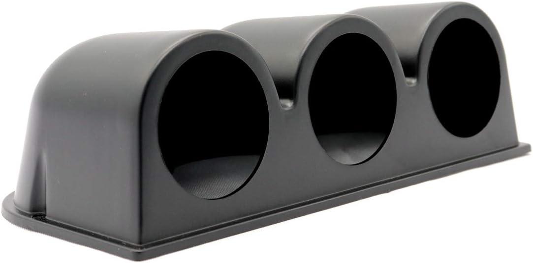 Triple Holes ELING Gauge Pod Holder Bracket for 2 Inch 52mm Gauges Single Double Triple Car Meter