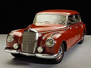 Car History - Mercedes S-Class