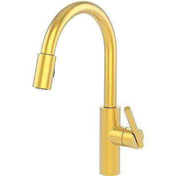 Newport Brass 1500 5103 04 Satin Brass Pvd East Linear Kitchen