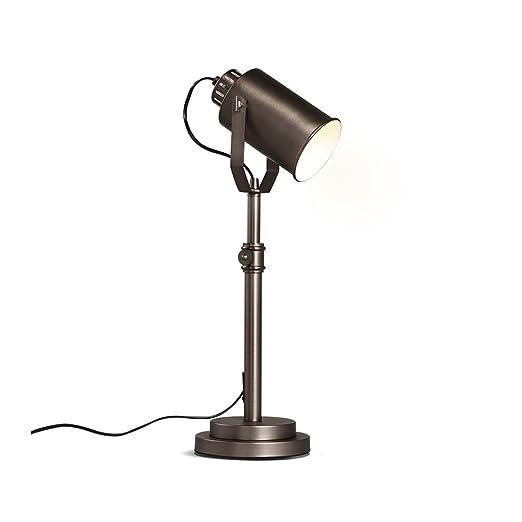 JXXDQ-Lámpara de Mesa Moderno Minimalista Lámpara de Escritorio ...