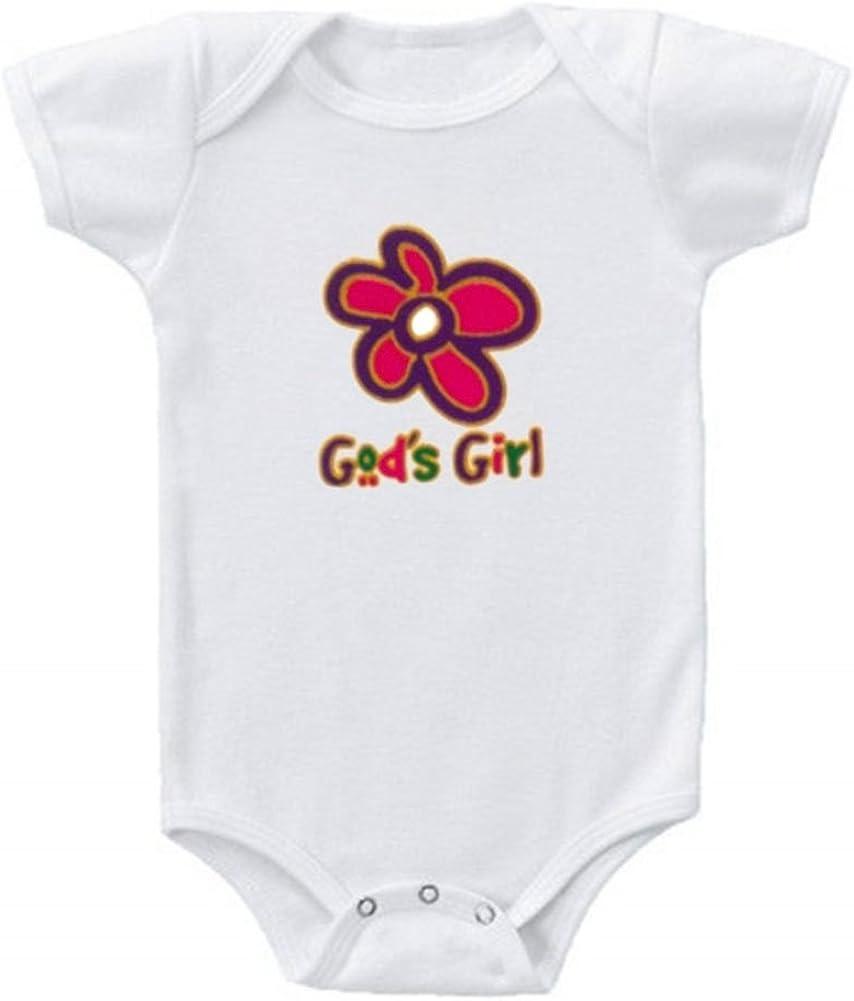 Kiditude Gods Girl Baby One Piece Bodysuit