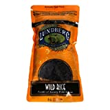 Lundberg Organic Wild Rice, 8-Ounce Pouches (Pack of 6)