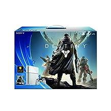 Sony PlayStation 4 Destiny Console Bundle - Glacier White - Limited Edition